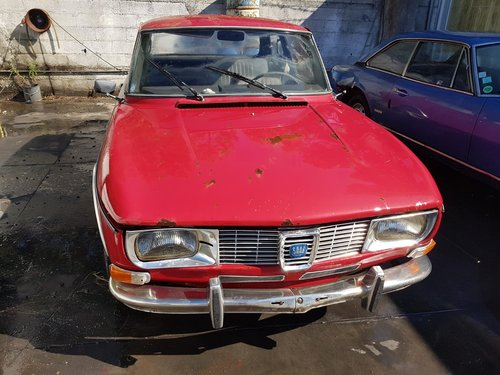 1971 SAAB 99 For Sale (picture 1 of 6)