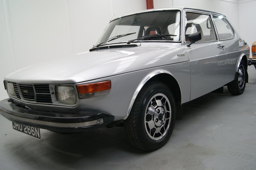 1975 Extremely rare Saab 99 2.0 EMS Probably the best For Sale (picture 1 of 6)