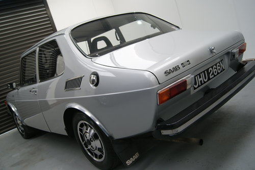 1975 Extremely rare Saab 99 2.0 EMS Probably the best For Sale (picture 3 of 6)
