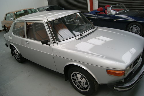 1975 Extremely rare Saab 99 2.0 EMS Probably the best For Sale (picture 4 of 6)