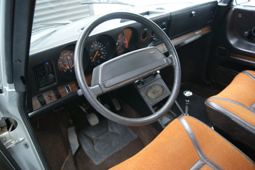 1975 Extremely rare Saab 99 2.0 EMS Probably the best For Sale (picture 5 of 6)