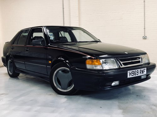 1990 SAAB 9000 CD CARLSSON - VERY VERY RARE CAR! LIGHT PROJECT SOLD (picture 1 of 6)