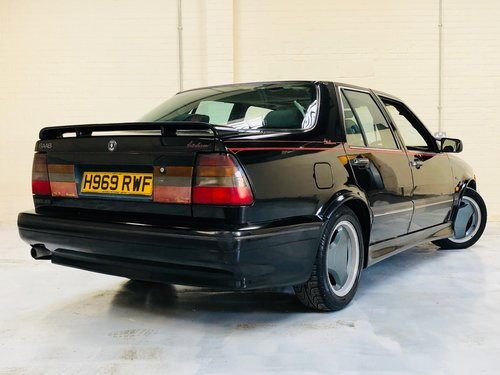 1990 SAAB 9000 CD CARLSSON - VERY VERY RARE CAR! LIGHT PROJECT SOLD (picture 2 of 6)