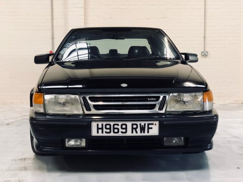 1990 SAAB 9000 CD CARLSSON - VERY VERY RARE CAR! LIGHT PROJECT SOLD (picture 3 of 6)