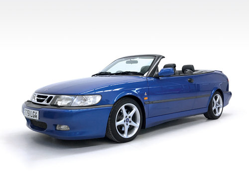 1999 Saab 93 Viggen Convertible DEPOSIT TAKEN! SOLD (picture 1 of 6)