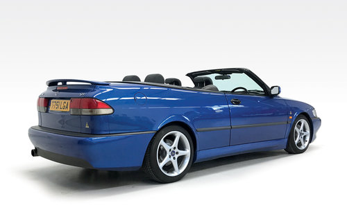 1999 Saab 93 Viggen Convertible DEPOSIT TAKEN! SOLD (picture 2 of 6)