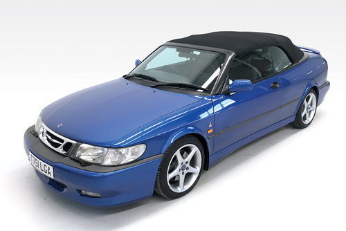 1999 Saab 93 Viggen Convertible DEPOSIT TAKEN! SOLD (picture 6 of 6)
