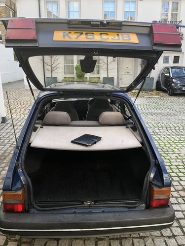 1992 Saab 900 with brand new MOT SOLD (picture 3 of 6)