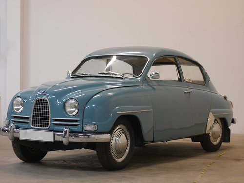 Saab 96 2-Stroke 1962 Bullnose For Sale (picture 2 of 3)