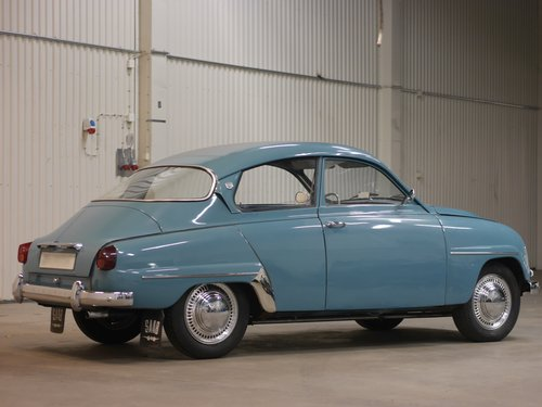 Saab 96 2-Stroke 1962 Bullnose For Sale (picture 3 of 3)