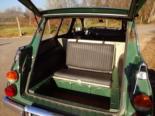 1969 SAAB 95 V4 Station Wagon For Sale (picture 5 of 6)