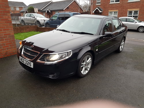 2006 saab 95 aero manual For Sale (picture 1 of 6)
