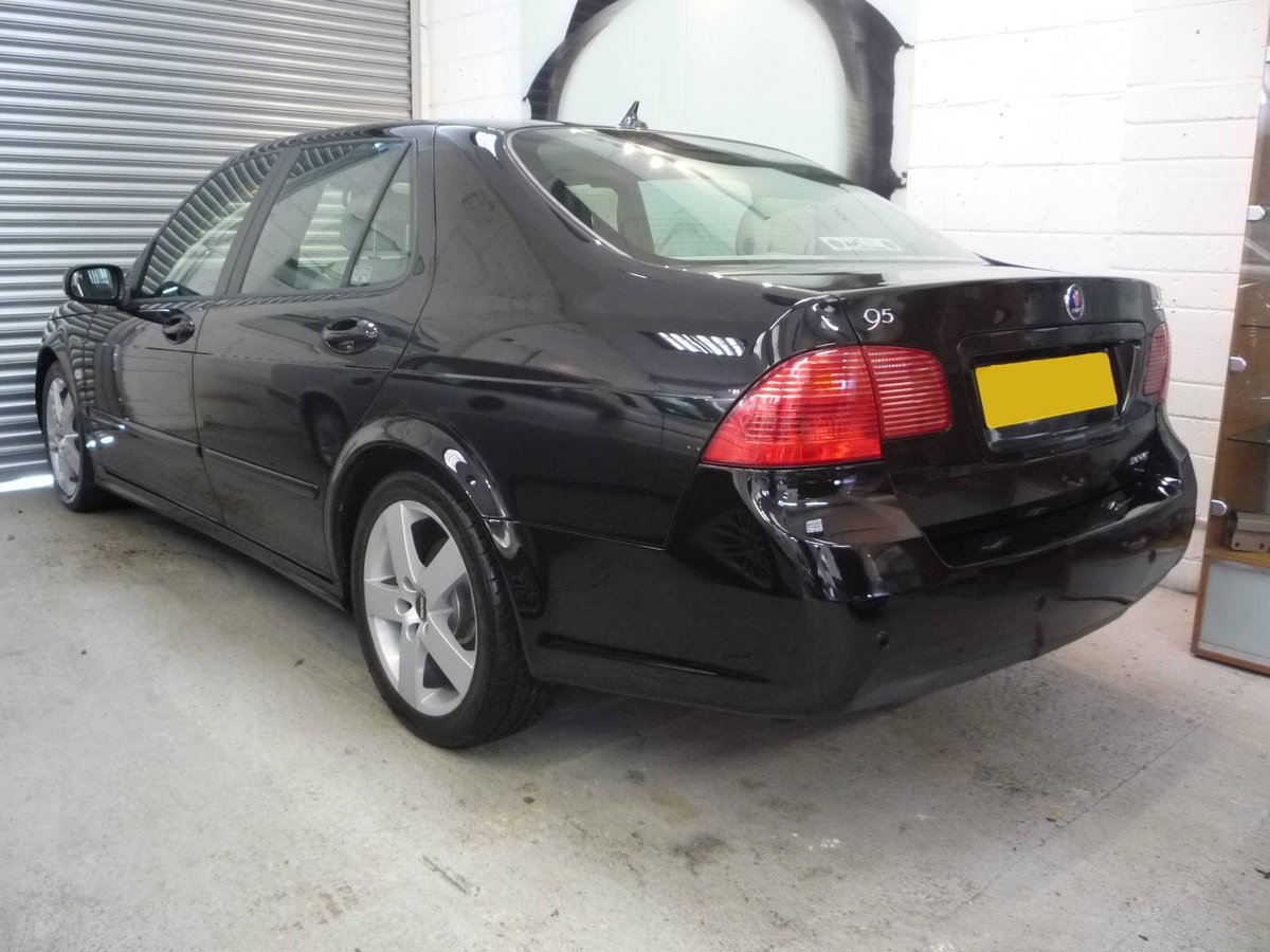 2006 SAAB 9-5 Vector Sport Biopwer, 52,100 miles For Sale (picture 2 of 6)