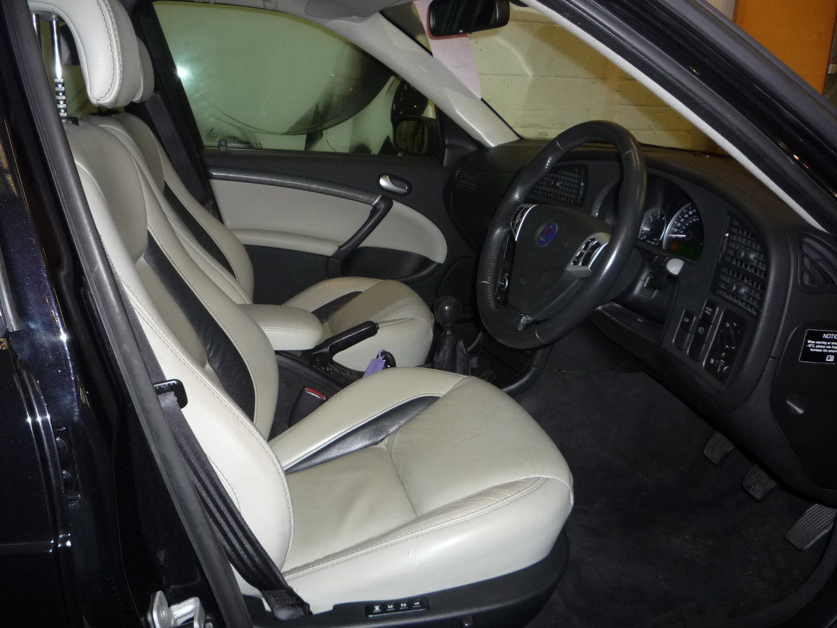 2006 SAAB 9-5 Vector Sport Biopwer, 52,100 miles For Sale (picture 3 of 6)