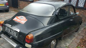 1975 Saab V4 96 good overall condition MOT 10/2019