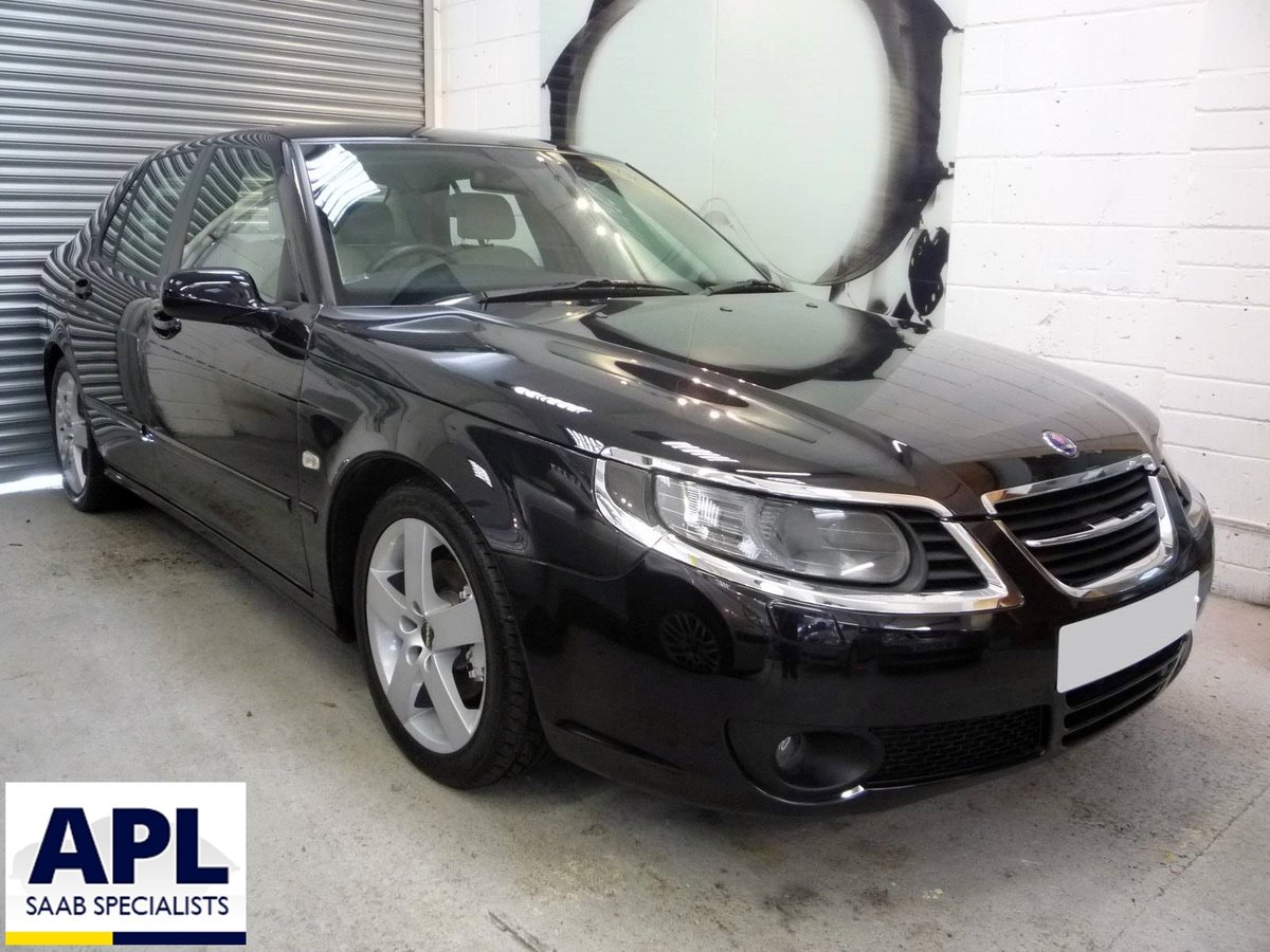 2006 SAAB 9-5 Vector Sport Biopwer, 52,100 miles For Sale (picture 1 of 6)