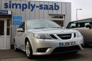 2008 Lovely Saab 9-3 TTID 180 Saloon For Sale