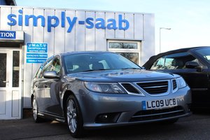 2009 Saab 9-3 1.9 Tid Turbo Edition Sportwagon For Sale
