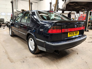 1997 SAAB 9000i CS 32000 Miles, Warranty, Serviced