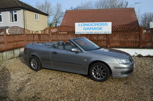 2006 Saab 9-3 2.0 T Linear TURBO CONVERTIBLE AUTOMATIC