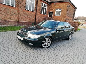 1998 Saab 95 SE 2.0 LPT Automatic Saloon, Great Car!