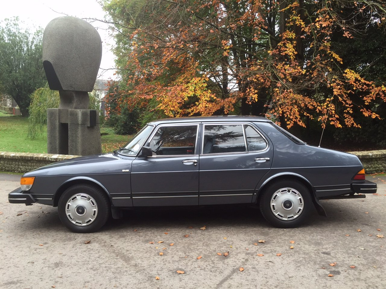 1981 Cherished Saab in exceptional condition For Sale (picture 2 of 6)