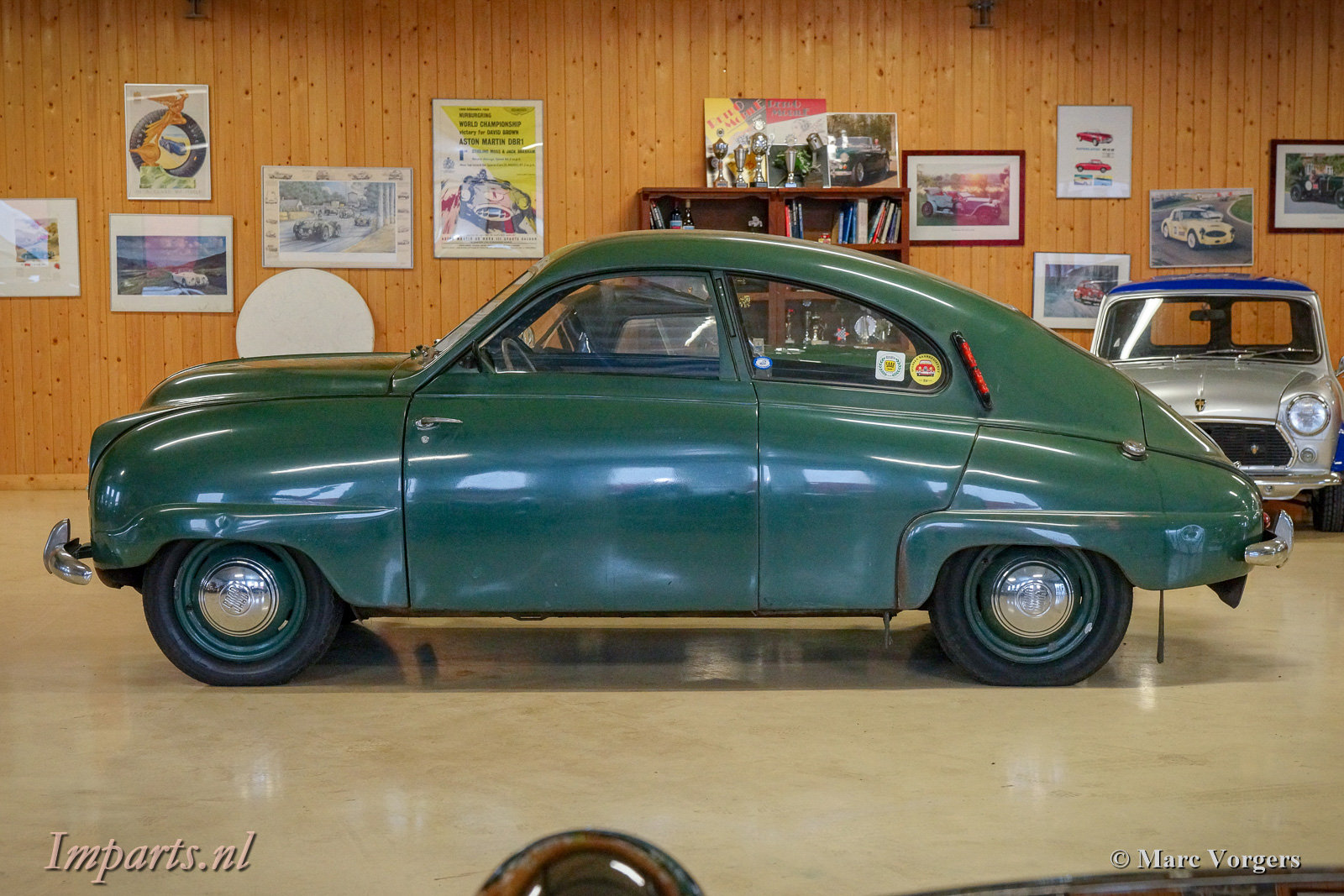 1953 Unique Saab 92B  For Sale (picture 1 of 6)
