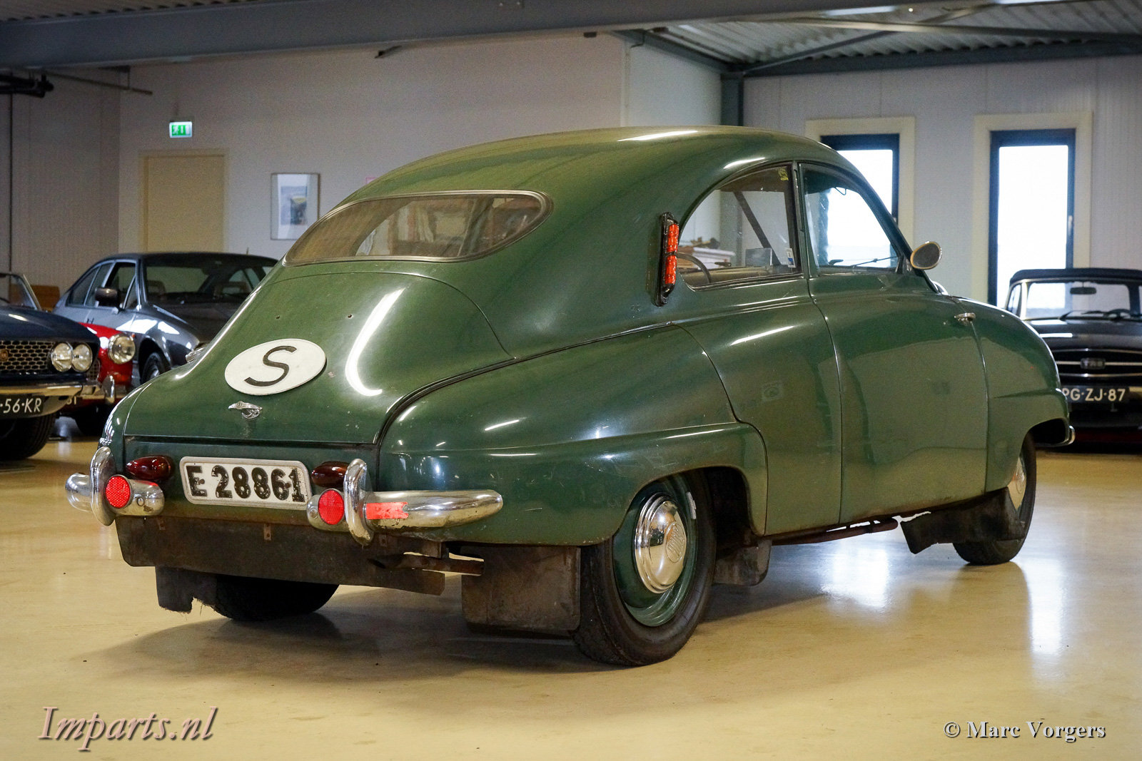 1953 Unique Saab 92B  For Sale (picture 6 of 6)