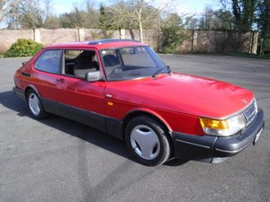 **MARCH AUCTION**1992 Saab 900 Turbo SOLD by Auction
