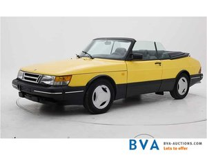 1991 Very nice 900 Classic Convertible Monte Carlo FPT For Sale by Auction