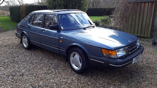 SAAB Classic 900S LPT 5-door Manual 1992 For Sale