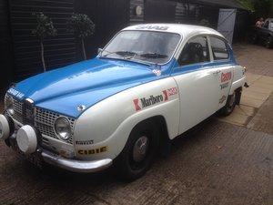1967 Saab rally car For Sale