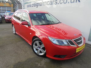 2010 60 SAAB 9-3 1.9TTiD Edition 180 BHP Estate