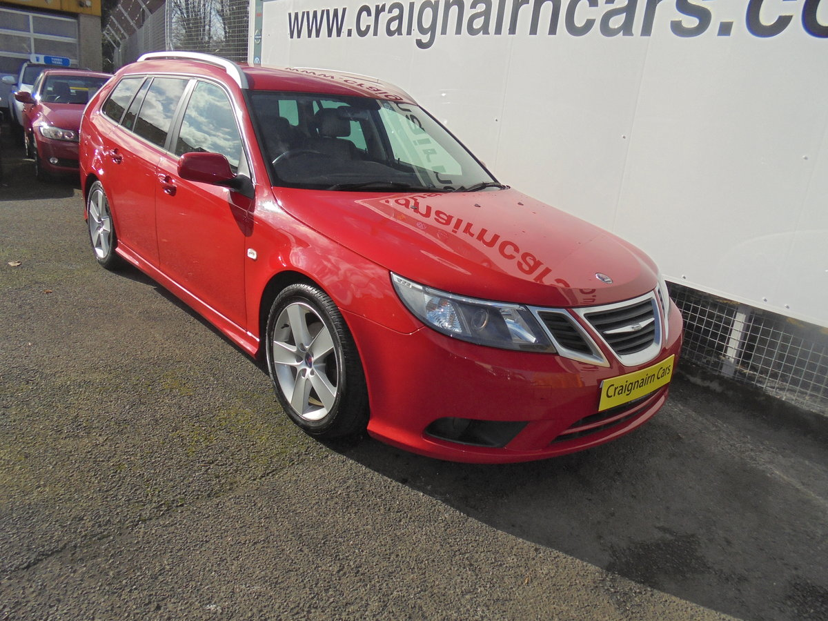 2010 60 SAAB 9-3 1.9TTiD Edition 180 BHP Estate  For Sale (picture 4 of 6)