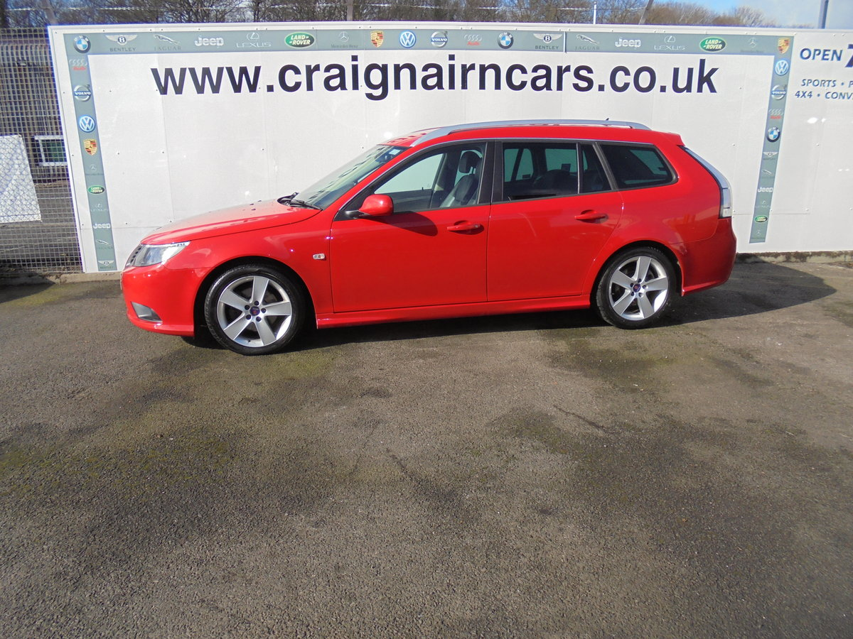 2010 60 SAAB 9-3 1.9TTiD Edition 180 BHP Estate  For Sale (picture 5 of 6)