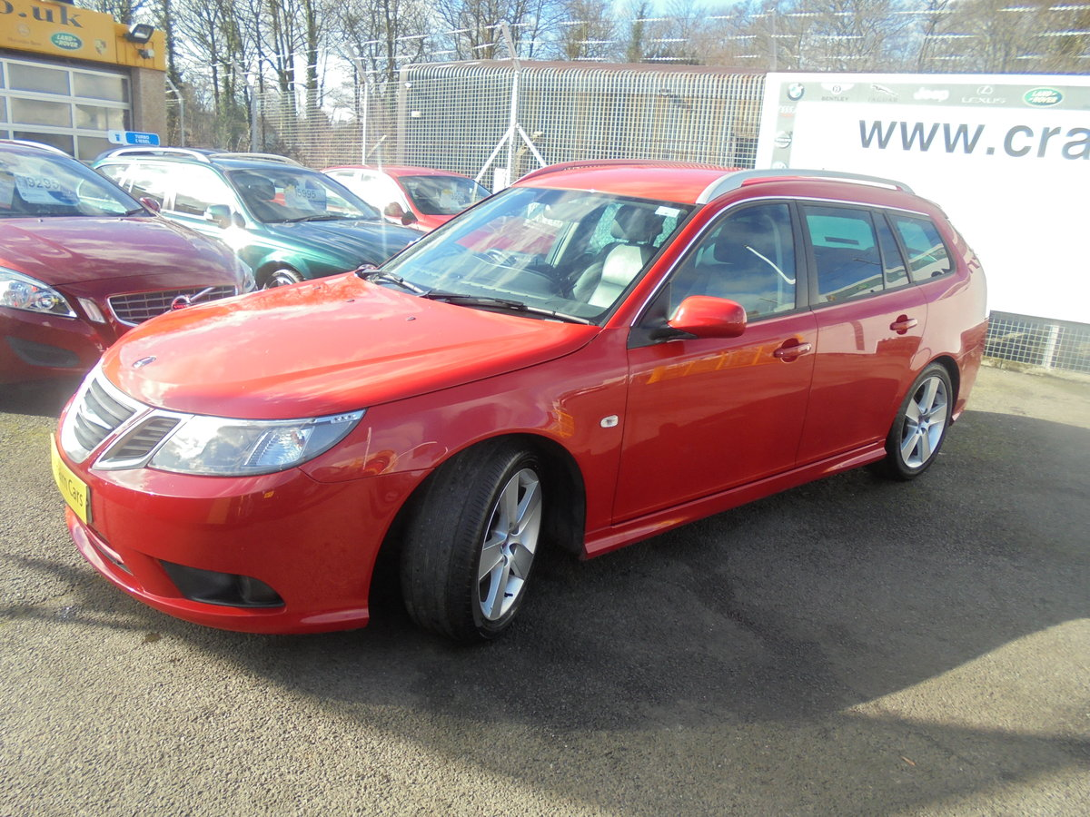 2010 60 SAAB 9-3 1.9TTiD Edition 180 BHP Estate  For Sale (picture 6 of 6)