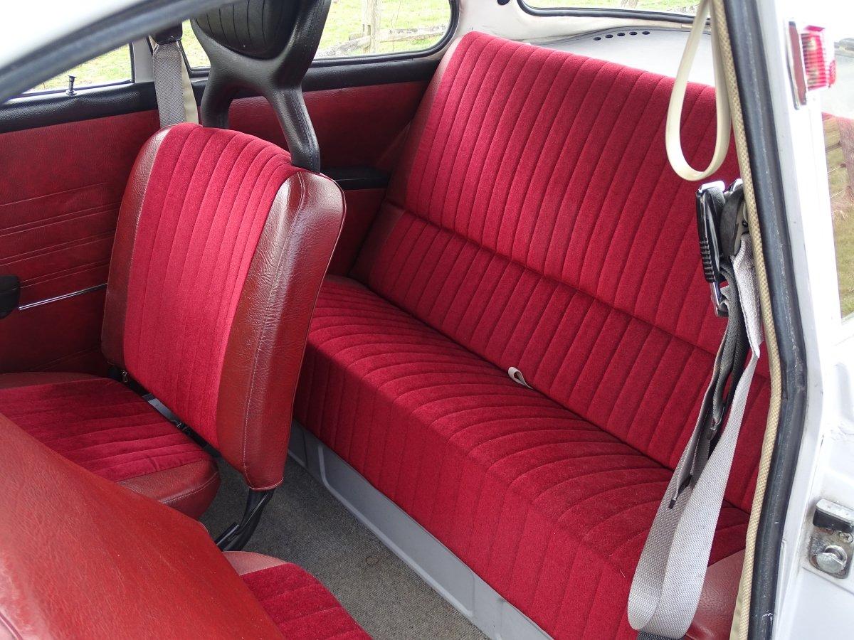 Superb 1971 Saab 96 V4, 68000 miles, new MOT  SOLD (picture 4 of 6)