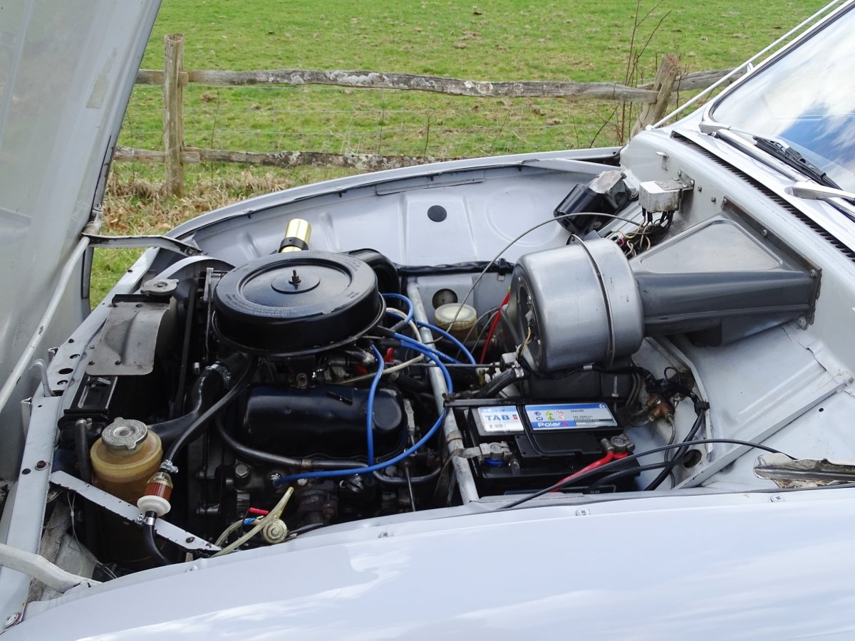 Superb 1971 Saab 96 V4, 68000 miles, new MOT  SOLD (picture 6 of 6)