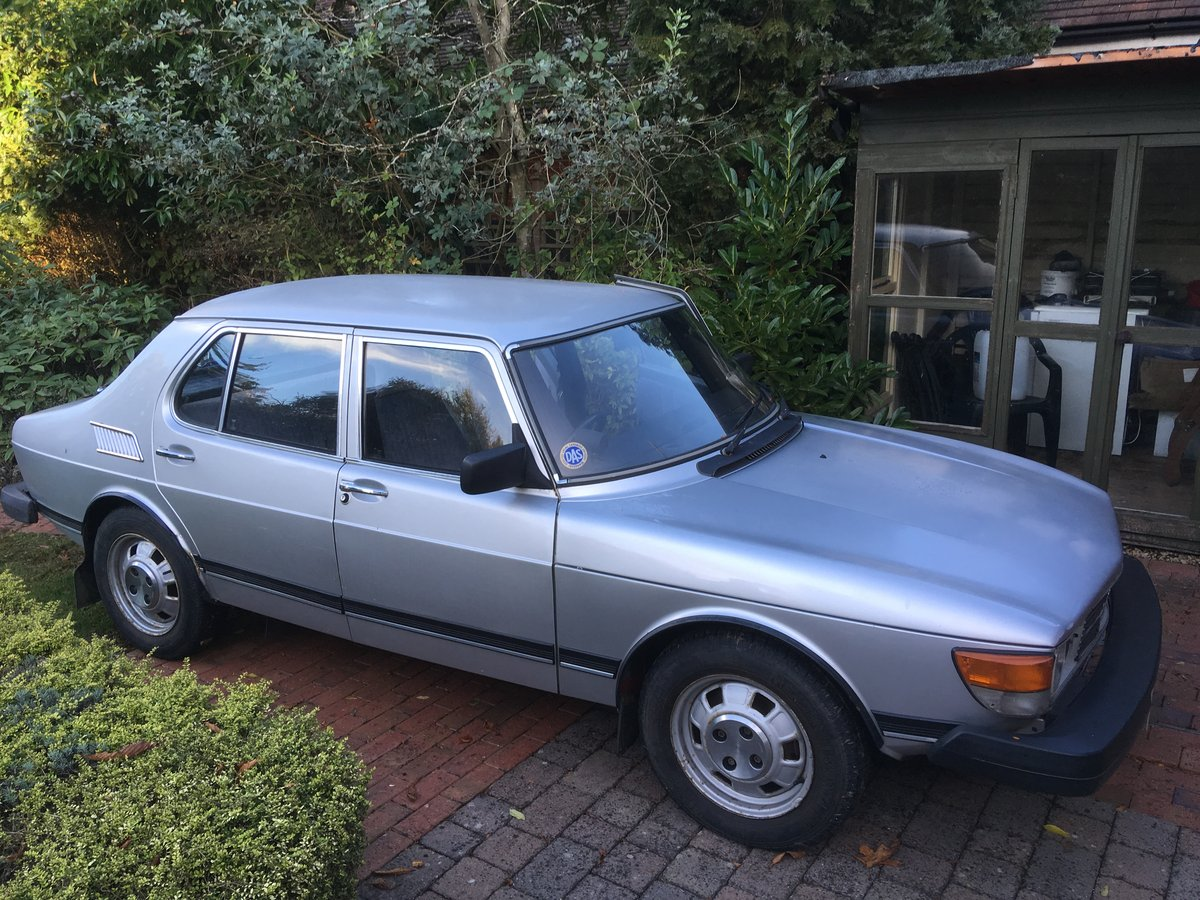 SAAB 99GL 1982 For Sale (picture 3 of 6)