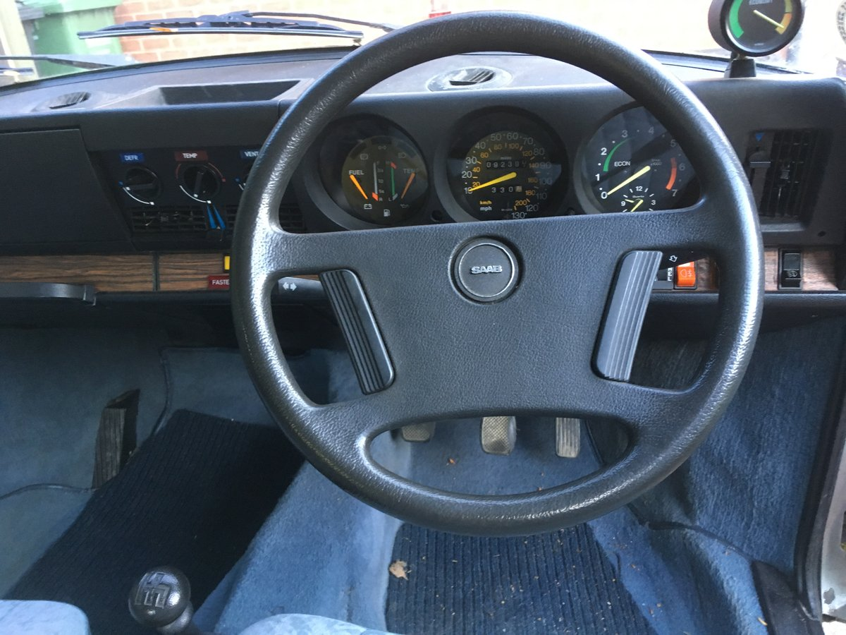 SAAB 99GL 1982 For Sale (picture 6 of 6)