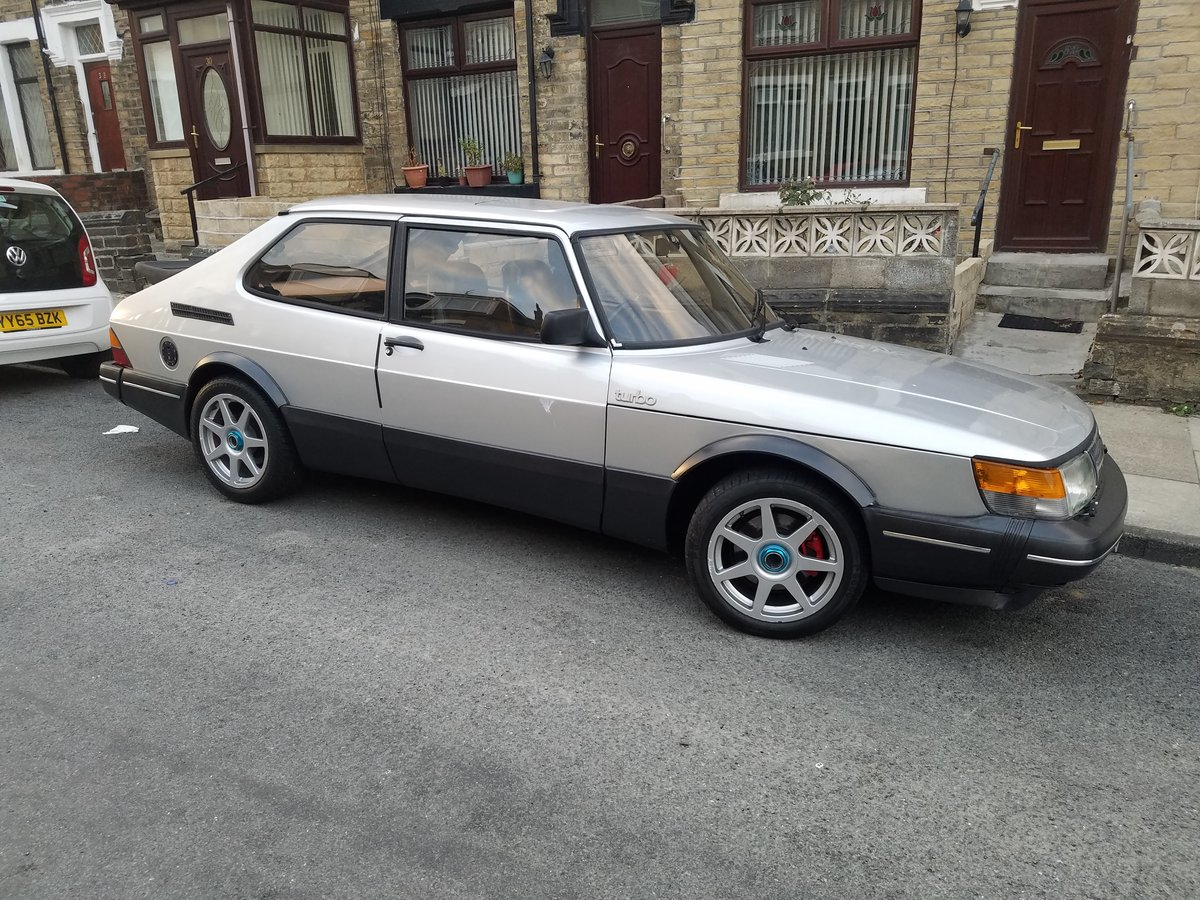 1983 saab 900 turbo For Sale (picture 1 of 6)