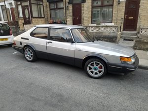 1983 saab 900 turbo For Sale