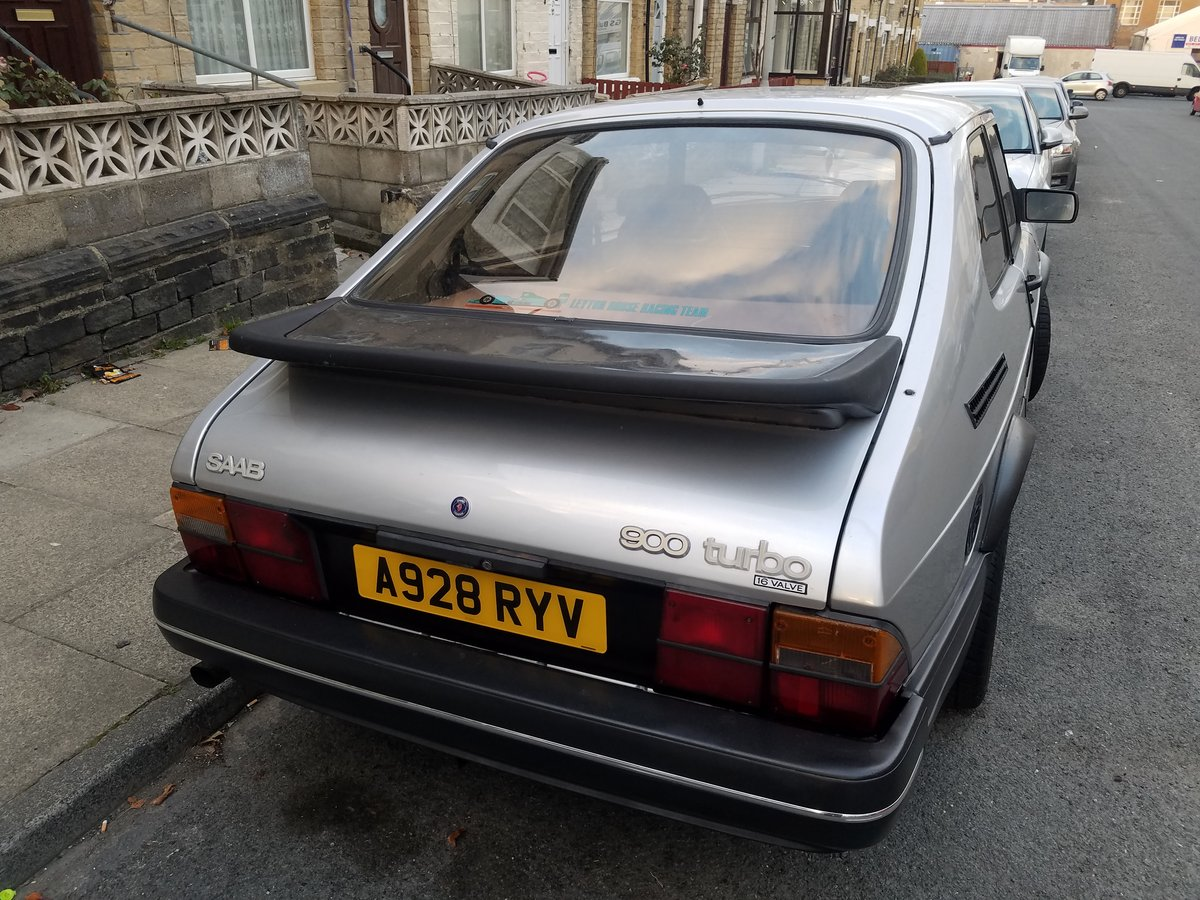 1983 saab 900 turbo For Sale (picture 3 of 6)