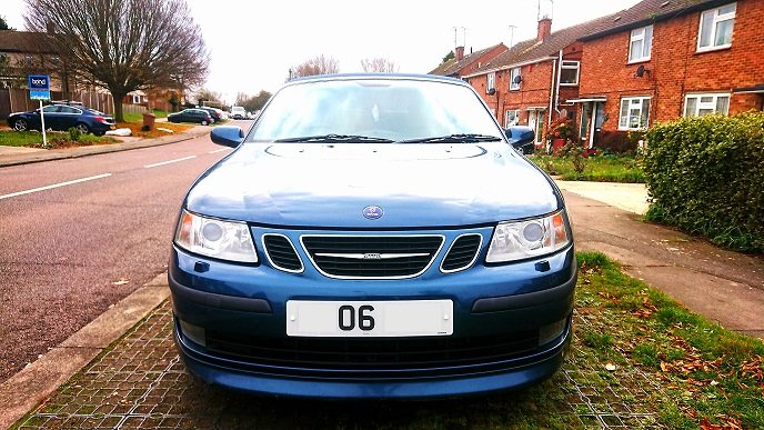 2006 Saab 9-3 Aero Convertible Auto 2.8t V6 For Sale (picture 2 of 6)