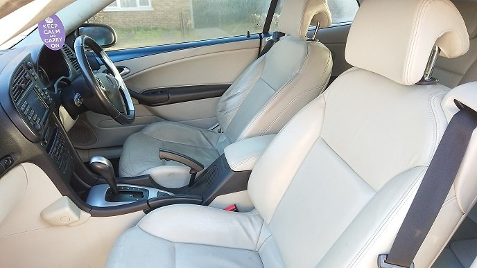 2006 Saab 9-3 Aero Convertible Auto 2.8t V6 For Sale (picture 5 of 6)