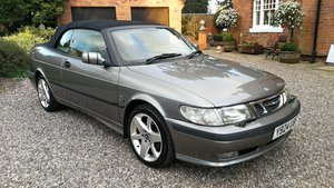 2001 Saab 9-3 SE Turbo Automatic  For Sale