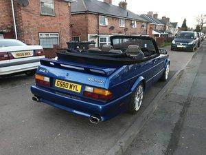 1989 saab 900 turbo For Sale