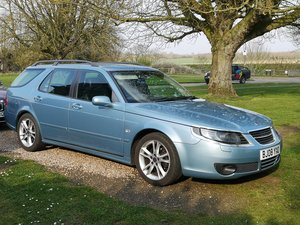 2008 *NOW SOLD*Saab 95 vector sport automatic