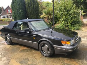 1990 1989 SAAB 900  Classic Turbo convertible  For Sale