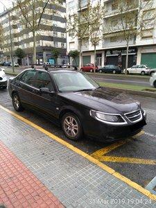 2007 Saab 9-5 Saloon RHD New Spanish Registration